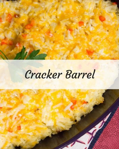 Copycat Cracker Barrel Recipes
