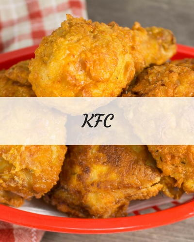 Copycat KFC Recipes