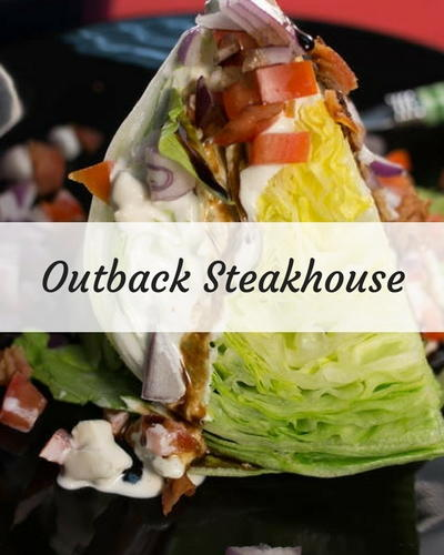 Copycat Outback Steakhouse Recipes