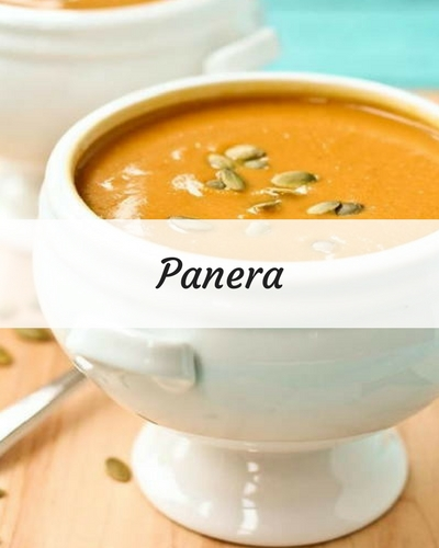 Copycat Panera Recipes