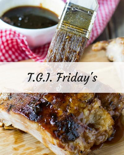 Copycat TGI Friday's Recipes