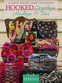 Hooked Carpetbags, Handbags & Totes