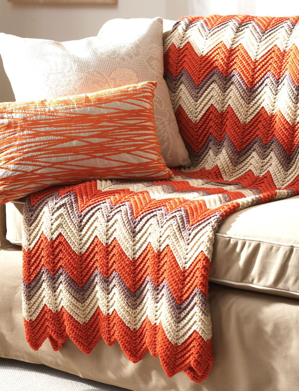 Zigzag Crochet Pattern Awesome Inspiration Ideas