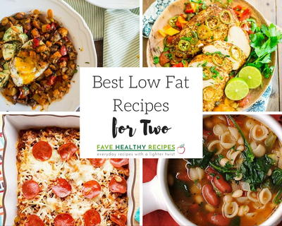 10 best low fat recipes for two favehealthyrecipes com