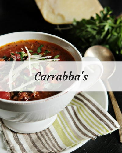 Copycat Carrabba's Recipes