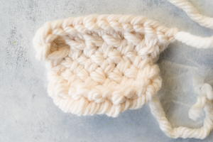 How to Knit the Basket Weave Stitch