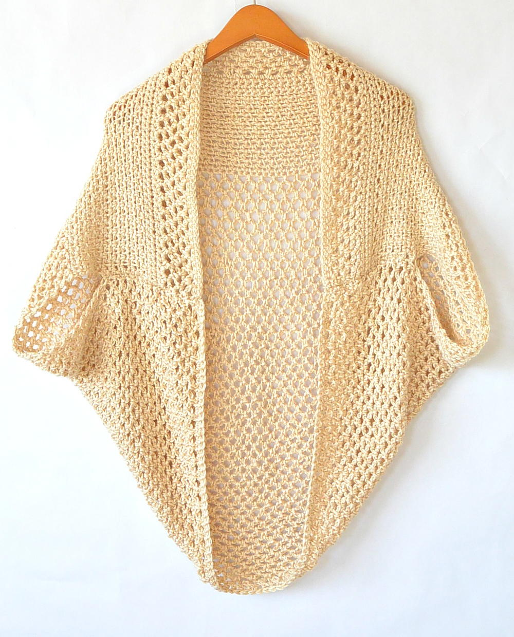 41 Easy Breezy Cardigan Crochet Patterns | AllFreeCrochet.com