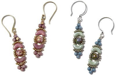 Jolie Beaded Earrings