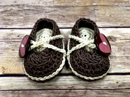 Sweetheart Baby Shoes