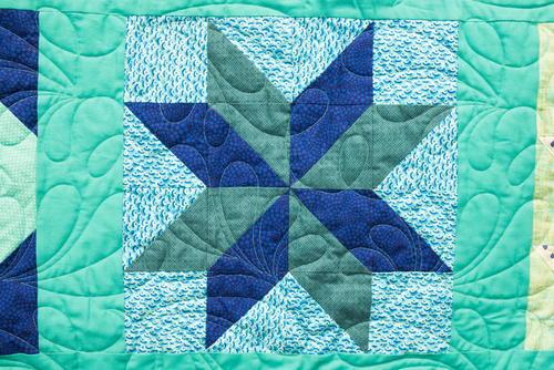 Star Flower Block Pattern Favequilts