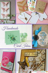 45+ Handmade Card Ideas: How to Make Greeting Cards