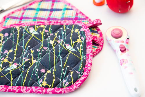 DIY Pot Holders Pattern