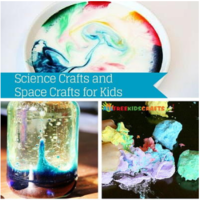 40 Science Crafts and Space Crafts for Kids