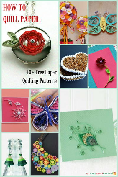 How to quill paper 40 free paper quilling patterns how to quill paper 40 free paper quilling patterns mightylinksfo