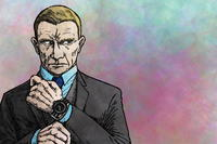 The Evolution of James Bond's Watch