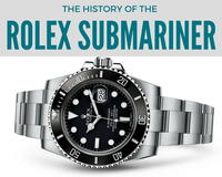 The History of the Rolex Submariner