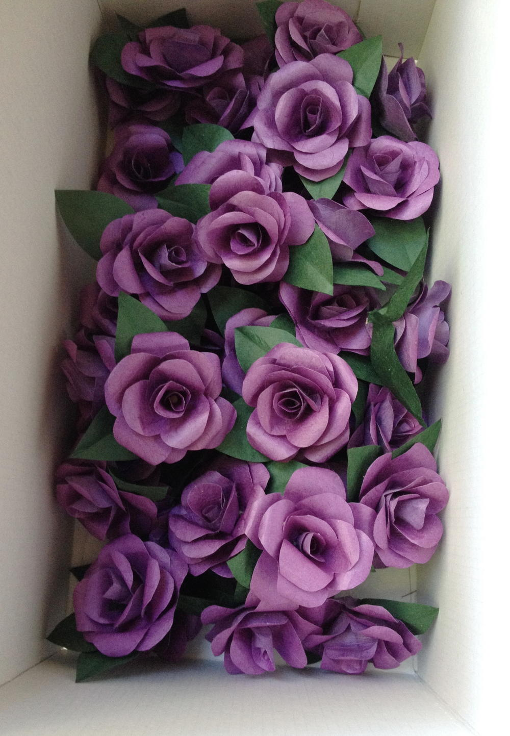 How To Make Realistic Paper Roses Allfreepapercrafts