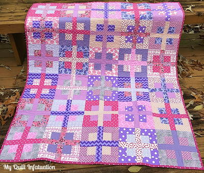Sugar Plum Quilt Tutorial