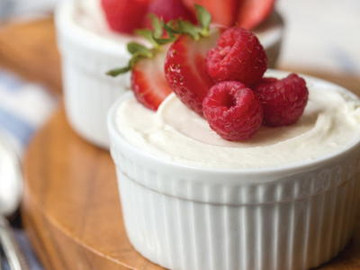 No-Bake Cheesecakes