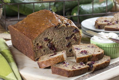 Super-Moist Zucchini Bread
