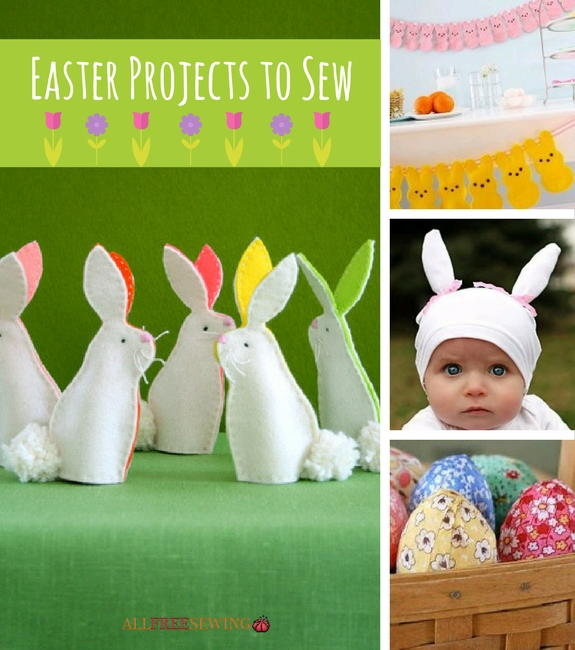22 easter projects to sew allfreesewing negle Gallery