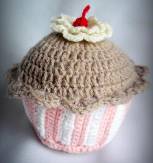 So Sweet Cupcake Pincushion Allfreecrochet