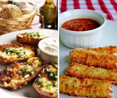 TGI Friday's Appetizer Copycat Recipes