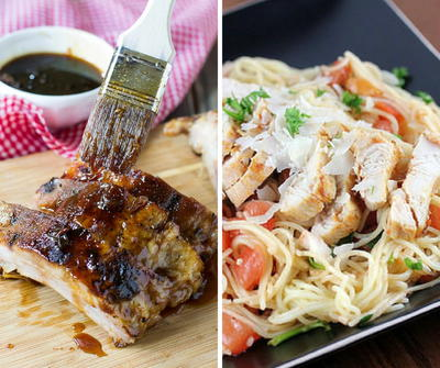 TGI Friday's Entree Copycat Recipes