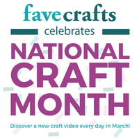 National Craft Month 2017