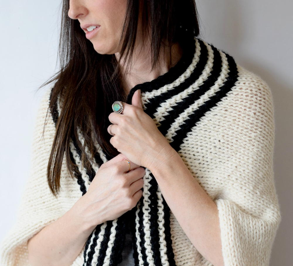 25 Free Knitting Patterns for Women\'s Sweaters | FaveCrafts.com