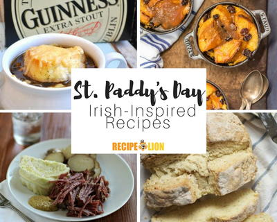 20 St Paddys Day Irish Recipes