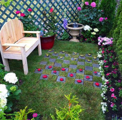 Small Garden Secrets: Adorable DIY Secret Garden