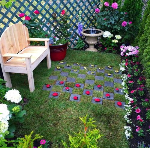 10 Small House Designs That Break Preconceptions About Small Size: Adorable DIY Secret Garden