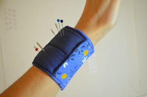 Sewing Wristband Tutorial
