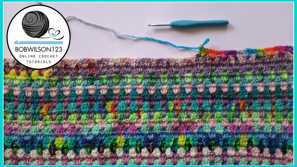 Crochet Scraptastic Granny Blanket Allfreecrochetafghanpatterns
