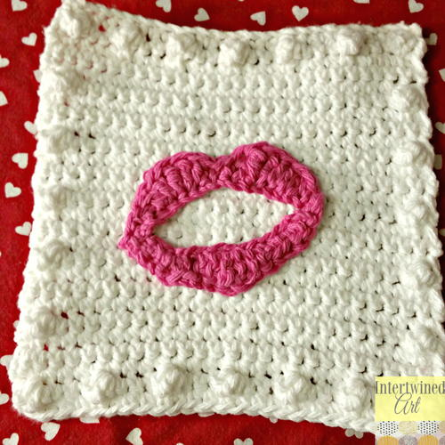 Lips Applique