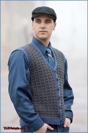 48 Crochet Vest Patterns Allfreecrochet