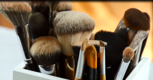 Makeup Brushes 101 Types of Brushes for Makeup