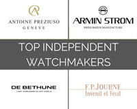 Top 23 Independent Watchmakers You Need to Know