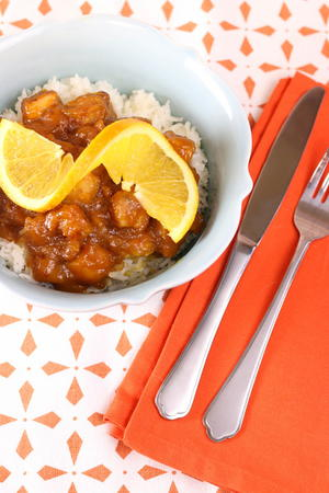 Tasty Orange Chicken