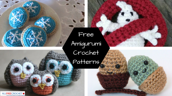 19 Free Amigurumi Crochet Patterns Allfreecrochet