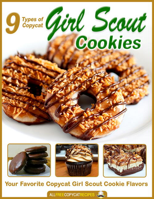 Girl Scout Cookies eBook