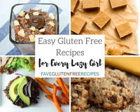 17 Easy Gluten Free Recipes for Every Lazy Girl