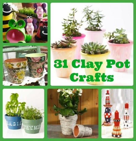 Garden and Outdoor Craft Ideas