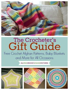 The Crocheter's Gift Guide free eBook