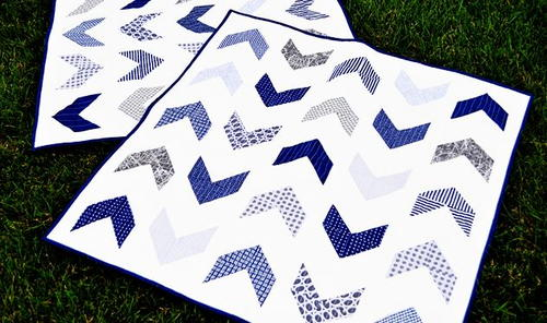 Classic Kennedy Baby Quilt Pattern