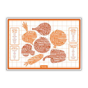 Tovolo Silicone Veggie Roasting Mat Giveaway