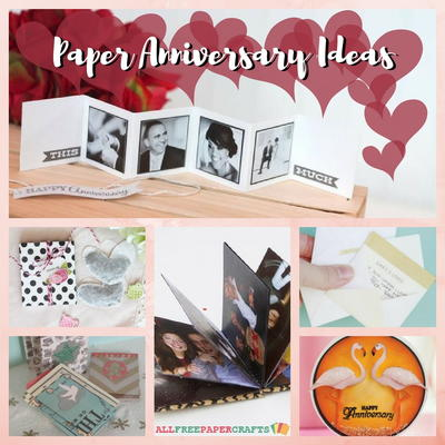 homemade anniversary gifts by year 12 paper anniversary ideas
