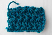 How to Crochet a Star Stitch