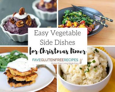 13 Easy Vegetable Side Dishes for Christmas Dinner ...